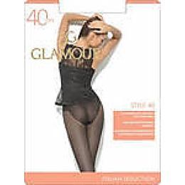 "Glamour колготки ""Style 40"", nero"