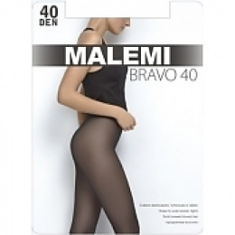 "Malemi колготки женские ""Bravo 40"", melon"