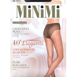 """Minimi колготки """"Elegante 40"""" nero"""