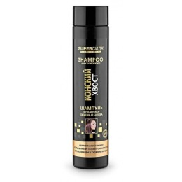 "Super Сила шампунь для волос ""Super"" активатор объема и блеска, 500 мл"