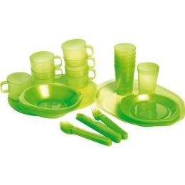Forester набор пластиковый для пикника на 6 персон в чехле, 1 шт