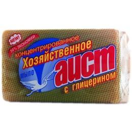 """Аист хозяйственное мыло """"С глицерином в обертке"""", 150 г"""