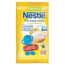 """Nestle каша """"Рисовая"""" безмолочная, 20 г"""