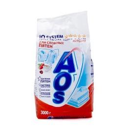 """Aos стиральный порошок """"Для сложных пятен"""" автомат"""