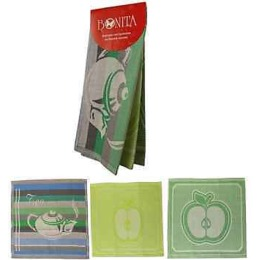 "Bonita набор салфеток ""Нефрит"" жаккард, 35х35 см, 3 шт"