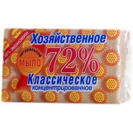 """Аист хозяйственное мыло """"72% Классическое в обертке"""", 150 г"""