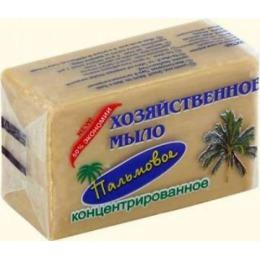 """Аист хозяйственное мыло """" Пальмовое в обертке"""", 200 г"""