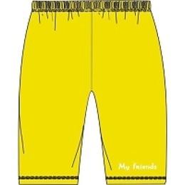 "Курносики штанишки ""Желтый цыпленок"", рост 68 см"
