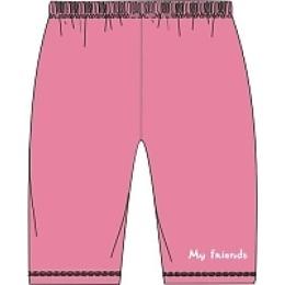 """Курносики штанишки """"Розовая кошечка"""", рост 68 см"""