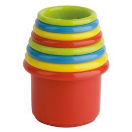 """Курносики игрушка-пирамидка """"Веселая радуга"""""""