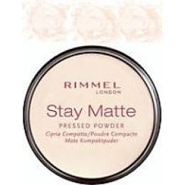 "Rimmel прессованная пудра ""Stay Matte"""