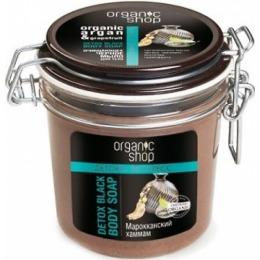 """Organic Shop мыло для тела """"Марокканский хамам"""", 350 мл"""