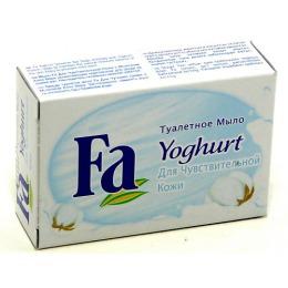 """Fa мыло """"Yoghurt"""" для чувствительной кожи, 90 г"""