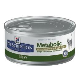 "Hill's корм для кошек ""Prescription diet meta"" коррекция веса"