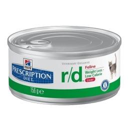 "Hill's корм для кошек ""Prescription diet"" снижение веса"