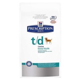 "Hill's корм для собак ""Prescription diet"" t/d для зубов"