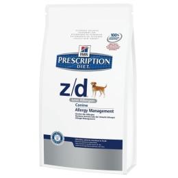 "Hill's корм для собак ""Prescription diet z/d low all"" аллергический"