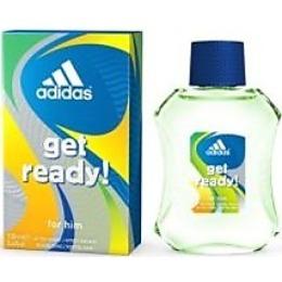 "Adidas лосьон после бритья ""Get ready! For him"" + грим болельщика"
