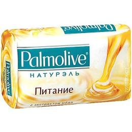 """Palmolive мыло """"Натурэль. Нежность Питание"""" с экстрактами молока и меда, 90 г"""