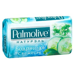 """Palmolive мыло """"Натурэль. Бодрящая свежесть"""", 90 г"""