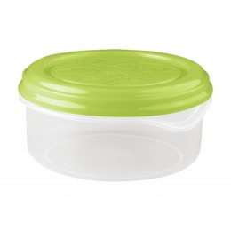 """Бытпласт контейнер """"Sof top"""" для холодильника и микроволновой печи 0.9 л"""