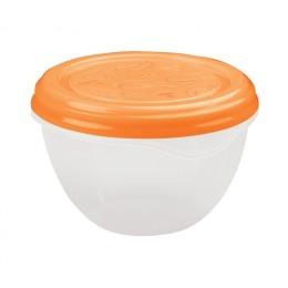 """Бытпласт контейнер """"Sof top"""" для холодильника и микроволновой печи с клапаном """"Air Free"""" 1 л"""