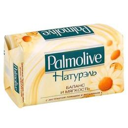 """Palmolive мыло """"Натурэль. Баланс и мягкость"""", 90 г"""