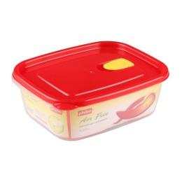 """Бытпласт контейнер для холодильника и микроволновой печи с клапаном """"Air Free"""" 1,25 л"""