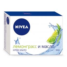 """Nivea мыло """"Лемонграсс и масло"""", 100 г"""