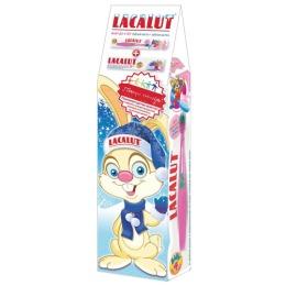 """Lacalut набор """"Зубная паста Baby от 0 до 4 лет 50 мл + Зубная щетка Baby от 0 до 4 лет"""""""