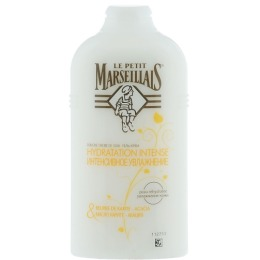 """Le Petit Marseillais гель-крем для душа интенсивное увлажнение """"Акация и масло Карите"""", 250 мл"""