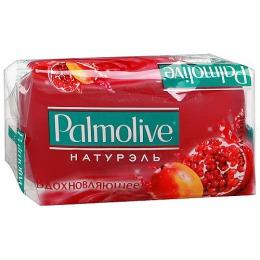 """Palmolive мыло """"Вдохновляющее"""" гранат и манго, 90 г"""