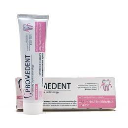 """32 Бионорма зубная паста """"Promedent"""" для чувствительных зубов, 90 мл"""