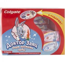 """Colgate подарочный набор """"Доктор Заяц"""" детский"""