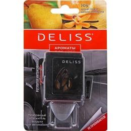"""Deliss освежитель воздуха """"Joy"""" мембранный для автомобиля, 4 мл"""