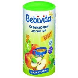 """Bebivita чай гранулированный детский """"Освежающий"""" с 6 месяцев"""