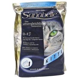"Sanabell корм для котят ""Киттен"", 400 г"