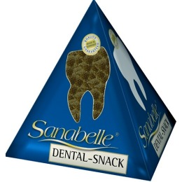 Sanabell лакомство для кошек, для очистки зубов, 20г
