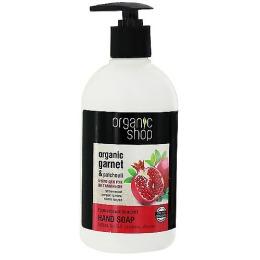 """Organic Shop мыло жидкое """"Гранатовый браслет"""", 500 мл"""