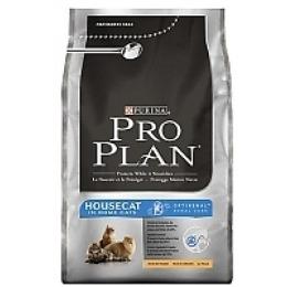 Pro Plan корм для домашних кошек курица и рис