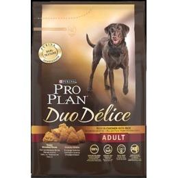 """Pro Plan корм для взрослых собак """"Duo Delice"""" курица и рис, 10 кг"""