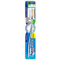 "Aquafresh зубная щетка ""Tooth & Tongue"" + футляр"