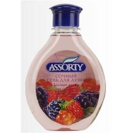 """Assorty гель для душа """"Лесные ягоды"""""""
