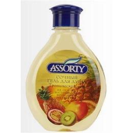 """Assorty гель для душа """"Тропический рай"""""""