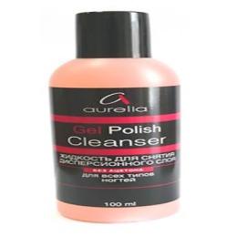 "Aurelia жидкость для снятия дисперсионного слоя ""Gel polish cleanser "", 100 мл"