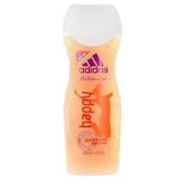 """Adidas гель для душа """"Happy Hydrating"""" бодрящий с сочными фруктами для женщин"""