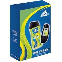 "Adidas набор для мужчин ""Get Redy!"""