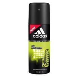 "Adidas део-спрей ""Pure Game Deo Body Spray"" для мужчин"