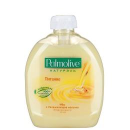 """Palmolive жидкое мыло сменный блок """"Питание мед и увлажняющее молочко"""", 300 мл"""