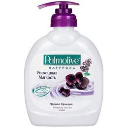 """Palmolive жидкое мыло """"Роскошная мягкость. Черная орхидея"""", 300 мл"""